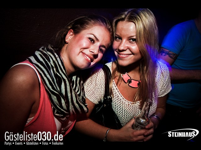 https://www.gaesteliste030.de/Partyfoto #22 Steinhaus Berlin vom 02.10.2012