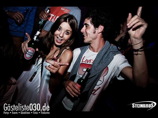 https://www.gaesteliste030.de/Partyfoto #1 Steinhaus Berlin vom 02.10.2012