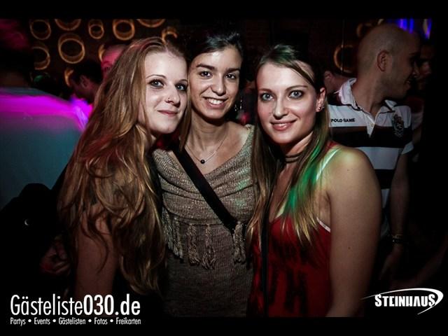 https://www.gaesteliste030.de/Partyfoto #32 Steinhaus Berlin vom 02.10.2012
