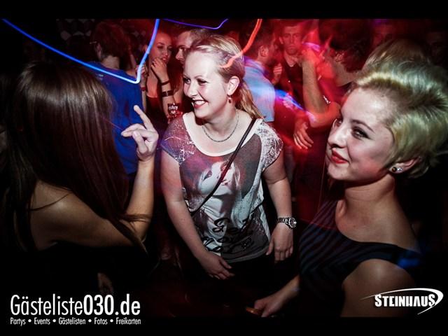 https://www.gaesteliste030.de/Partyfoto #6 Steinhaus Berlin vom 02.10.2012