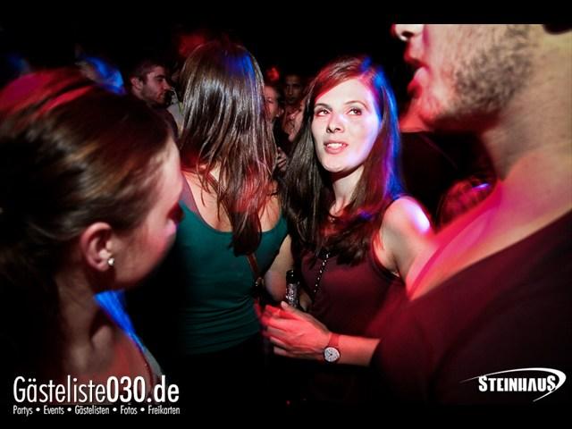 https://www.gaesteliste030.de/Partyfoto #17 Steinhaus Berlin vom 02.10.2012