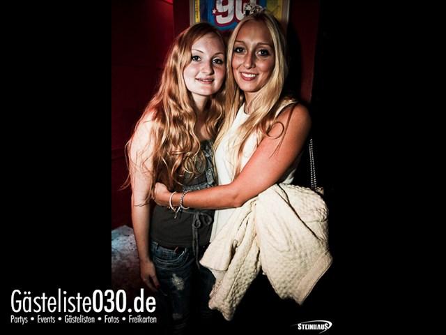 https://www.gaesteliste030.de/Partyfoto #50 Steinhaus Berlin vom 02.10.2012