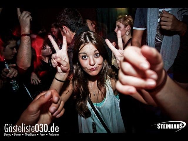 https://www.gaesteliste030.de/Partyfoto #10 Steinhaus Berlin vom 02.10.2012