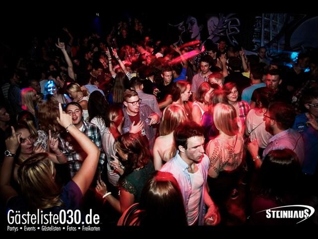 https://www.gaesteliste030.de/Partyfoto #2 Steinhaus Berlin vom 02.10.2012