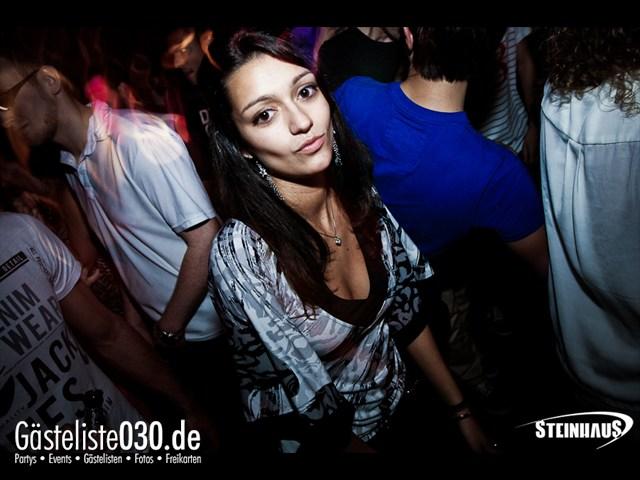 https://www.gaesteliste030.de/Partyfoto #51 Steinhaus Berlin vom 02.10.2012