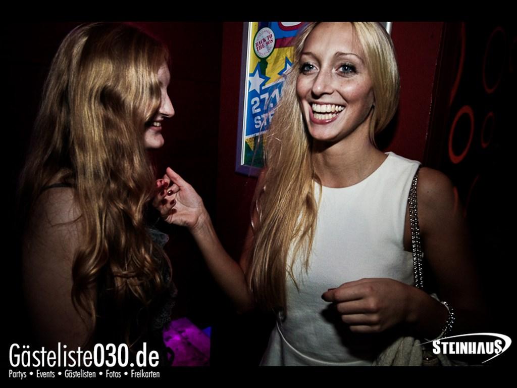 Partyfoto #49 Steinhaus 02.10.2012 Semester Start Party
