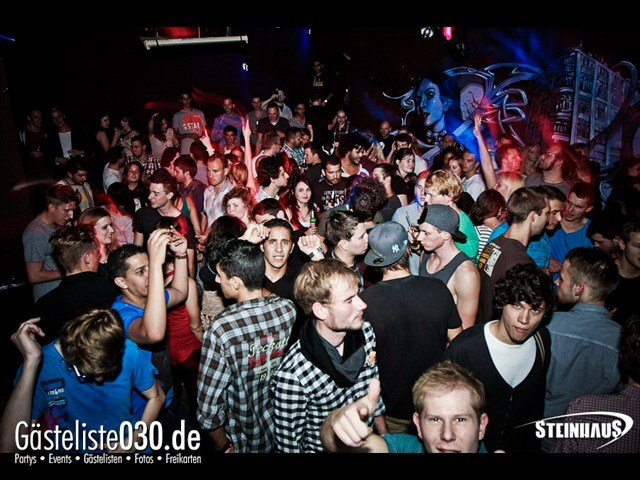 https://www.gaesteliste030.de/Partyfoto #57 Steinhaus Berlin vom 02.10.2012