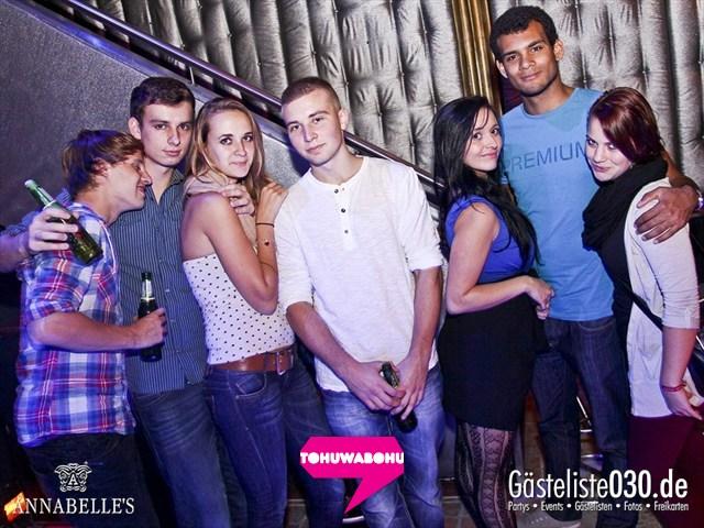 https://www.gaesteliste030.de/Partyfoto #33 Annabelle's Berlin vom 28.09.2012