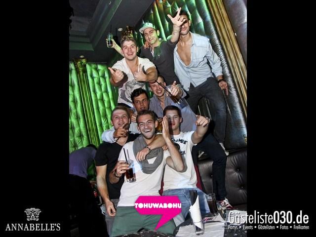 https://www.gaesteliste030.de/Partyfoto #70 Annabelle's Berlin vom 28.09.2012