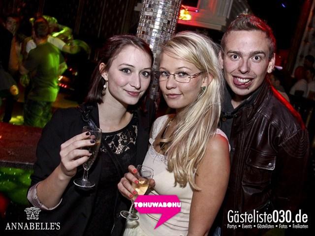 https://www.gaesteliste030.de/Partyfoto #8 Annabelle's Berlin vom 28.09.2012