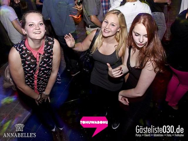 https://www.gaesteliste030.de/Partyfoto #53 Annabelle's Berlin vom 28.09.2012