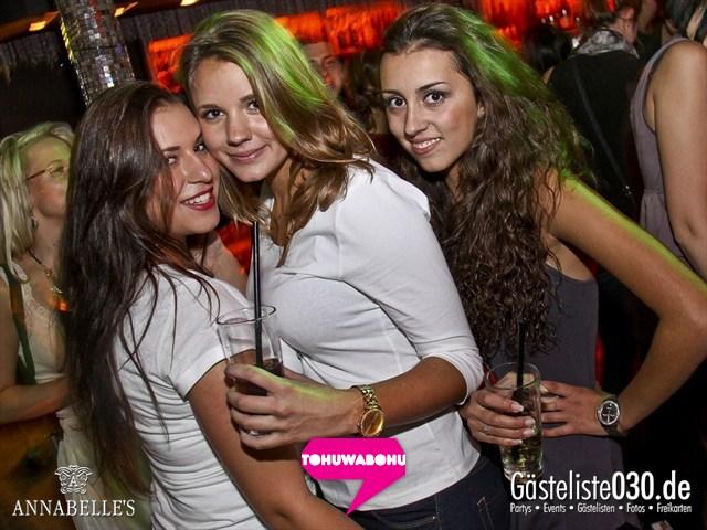 https://www.gaesteliste030.de/Partyfoto #74 Annabelle's Berlin vom 28.09.2012