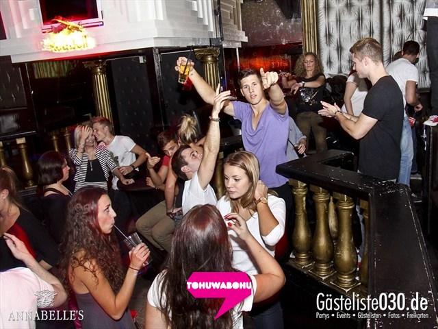https://www.gaesteliste030.de/Partyfoto #77 Annabelle's Berlin vom 28.09.2012