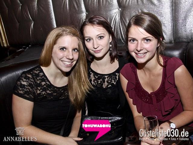 https://www.gaesteliste030.de/Partyfoto #21 Annabelle's Berlin vom 28.09.2012