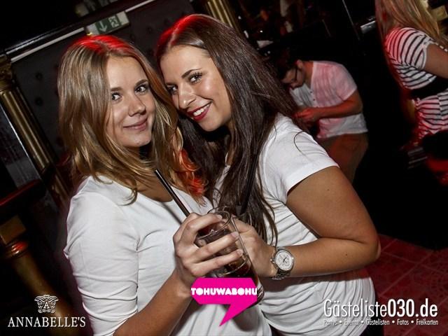 https://www.gaesteliste030.de/Partyfoto #28 Annabelle's Berlin vom 28.09.2012