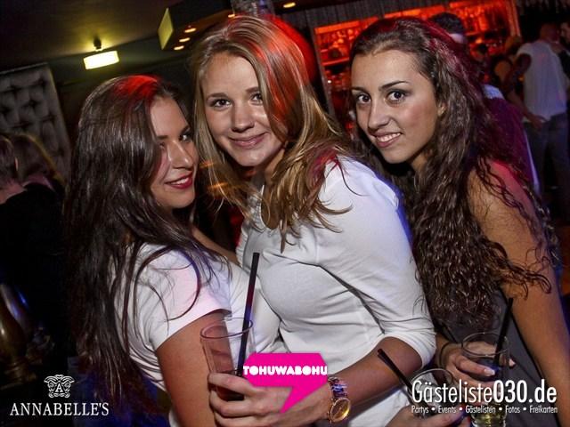 https://www.gaesteliste030.de/Partyfoto #56 Annabelle's Berlin vom 28.09.2012