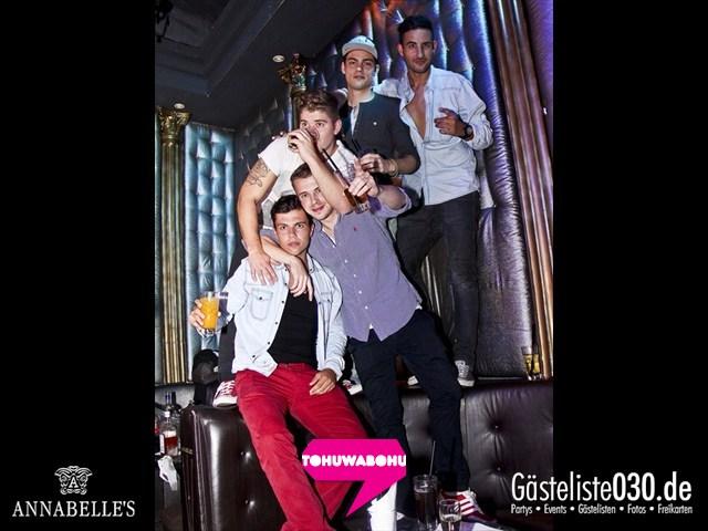 https://www.gaesteliste030.de/Partyfoto #54 Annabelle's Berlin vom 28.09.2012