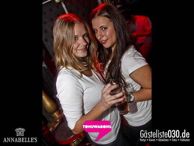 https://www.gaesteliste030.de/Partyfoto #29 Annabelle's Berlin vom 28.09.2012