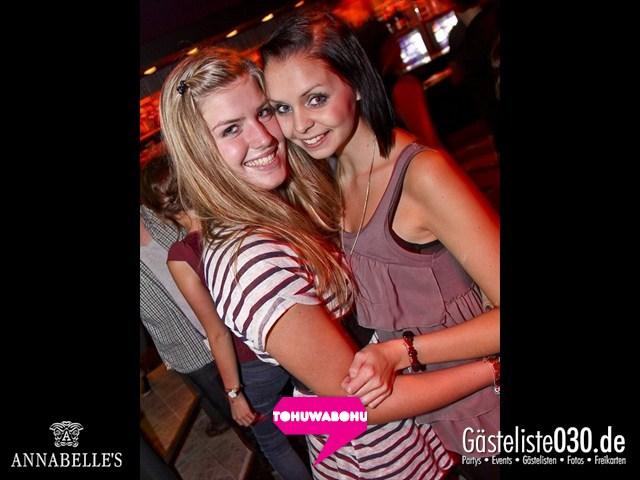 https://www.gaesteliste030.de/Partyfoto #57 Annabelle's Berlin vom 28.09.2012