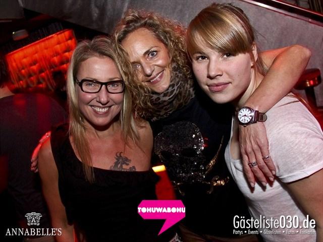 https://www.gaesteliste030.de/Partyfoto #15 Annabelle's Berlin vom 28.09.2012