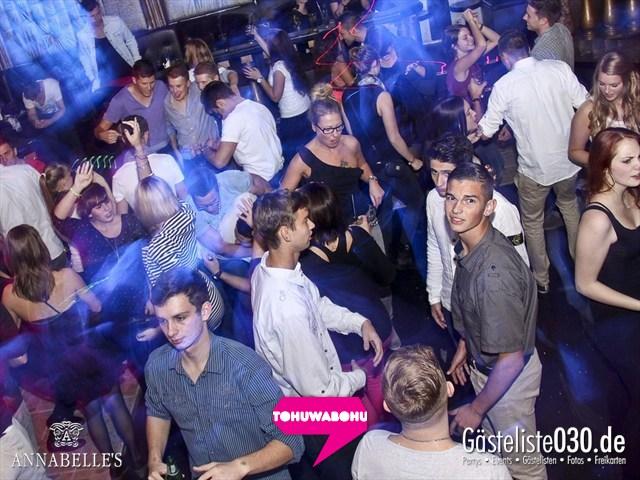 https://www.gaesteliste030.de/Partyfoto #50 Annabelle's Berlin vom 28.09.2012
