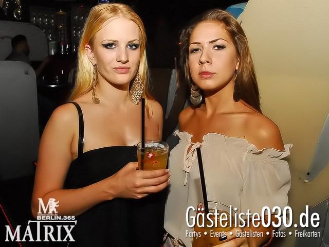 https://www.gaesteliste030.de/Partyfoto #36 Matrix Berlin vom 06.07.2012