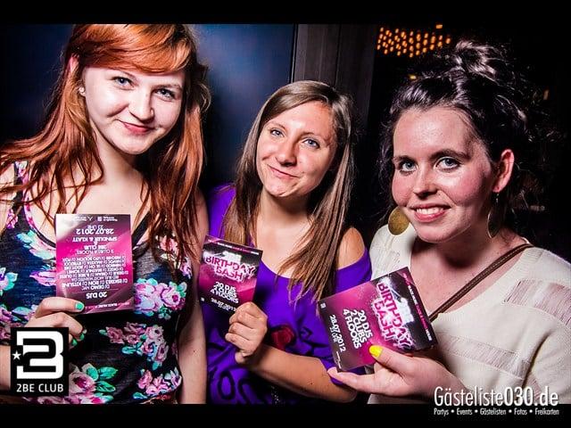 https://www.gaesteliste030.de/Partyfoto #144 2BE Club Berlin vom 14.07.2012