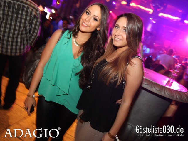 Partypics Adagio 30.11.2012 Ladies Night