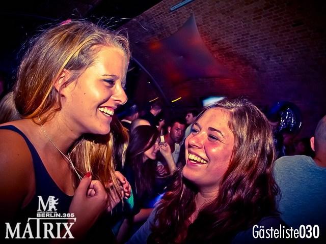 https://www.gaesteliste030.de/Partyfoto #63 Matrix Berlin vom 03.10.2012