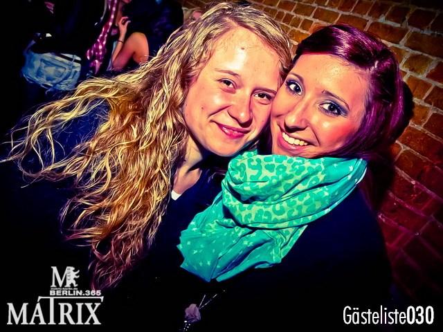 https://www.gaesteliste030.de/Partyfoto #59 Matrix Berlin vom 03.10.2012