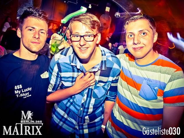 https://www.gaesteliste030.de/Partyfoto #57 Matrix Berlin vom 03.10.2012