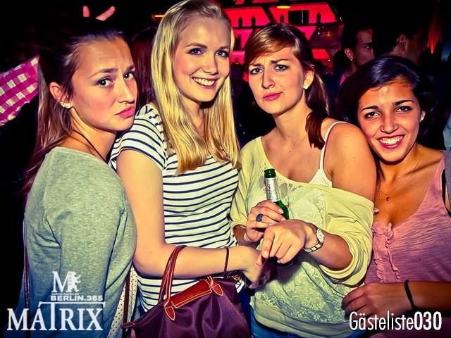 https://www.gaesteliste030.de/Partyfoto #27 Matrix Berlin vom 03.10.2012