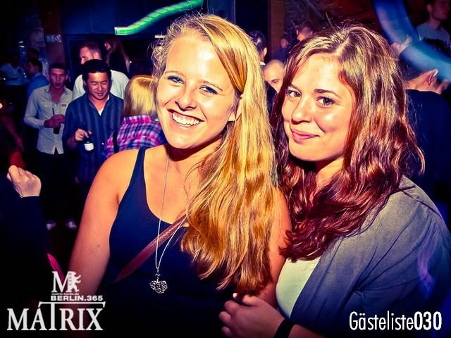 https://www.gaesteliste030.de/Partyfoto #53 Matrix Berlin vom 03.10.2012