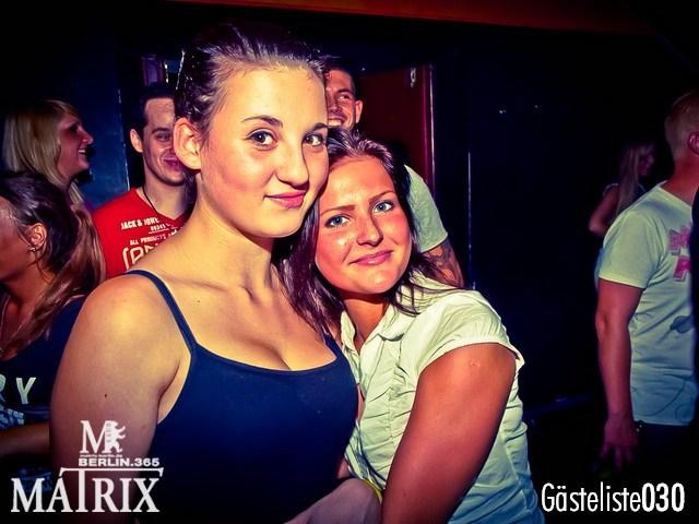 https://www.gaesteliste030.de/Partyfoto #23 Matrix Berlin vom 03.10.2012