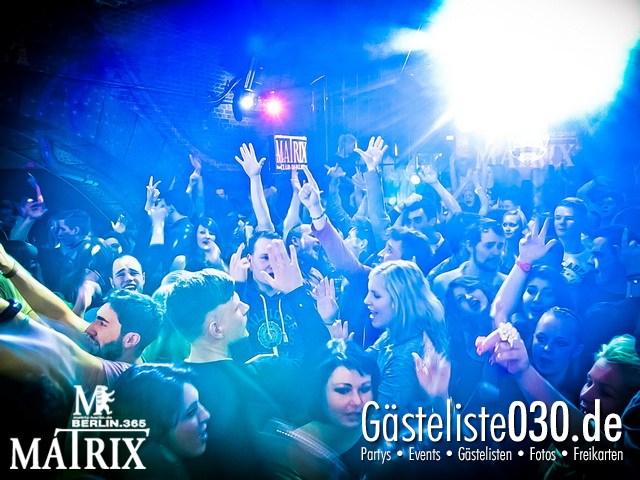 https://www.gaesteliste030.de/Partyfoto #60 Matrix Berlin vom 18.01.2013