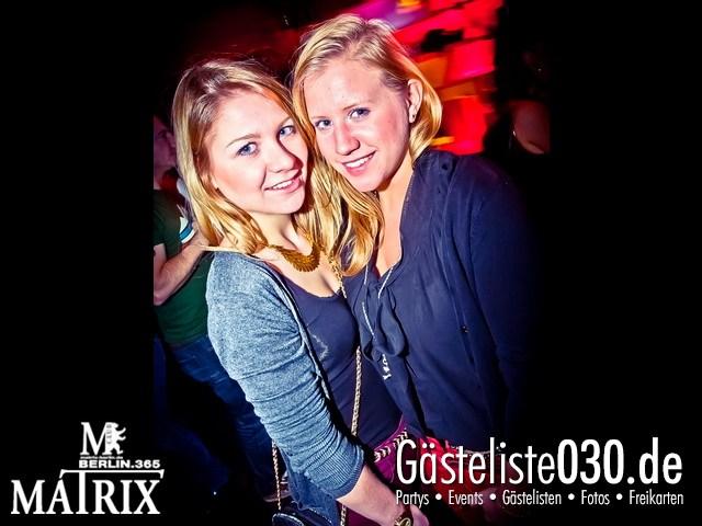 https://www.gaesteliste030.de/Partyfoto #31 Matrix Berlin vom 18.01.2013