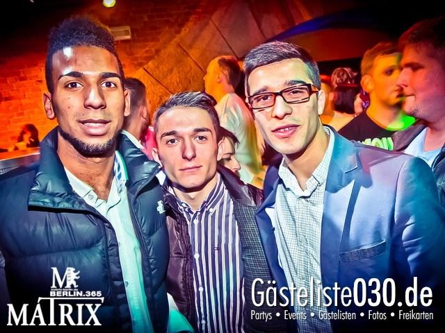 https://www.gaesteliste030.de/Partyfoto #36 Matrix Berlin vom 18.01.2013