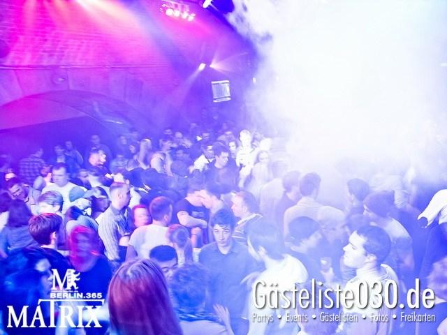 https://www.gaesteliste030.de/Partyfoto #105 Matrix Berlin vom 18.01.2013