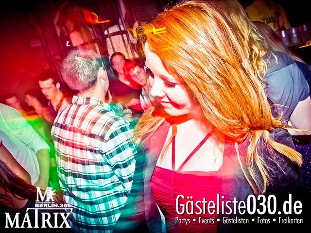 https://www.gaesteliste030.de/Partyfoto #35 Matrix Berlin vom 18.01.2013