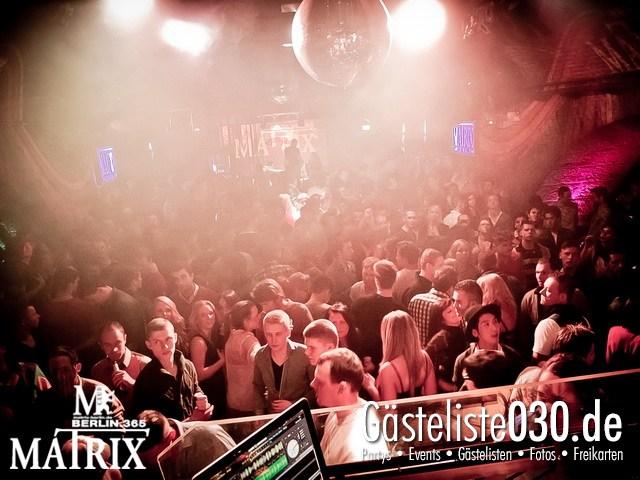 https://www.gaesteliste030.de/Partyfoto #58 Matrix Berlin vom 18.01.2013