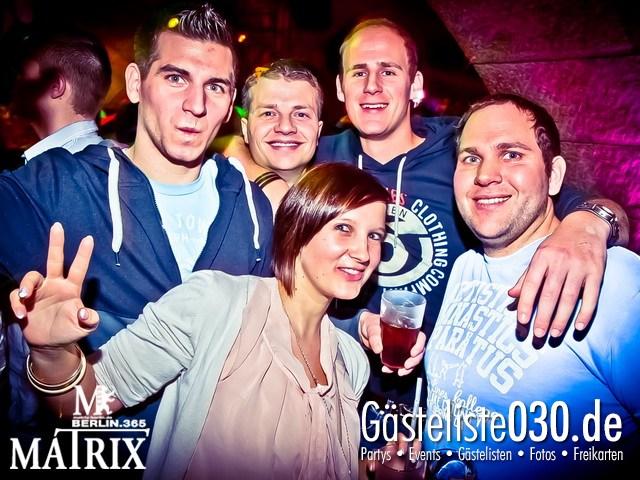 https://www.gaesteliste030.de/Partyfoto #15 Matrix Berlin vom 18.01.2013
