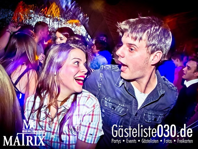 https://www.gaesteliste030.de/Partyfoto #8 Matrix Berlin vom 18.01.2013