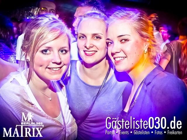 https://www.gaesteliste030.de/Partyfoto #104 Matrix Berlin vom 18.01.2013