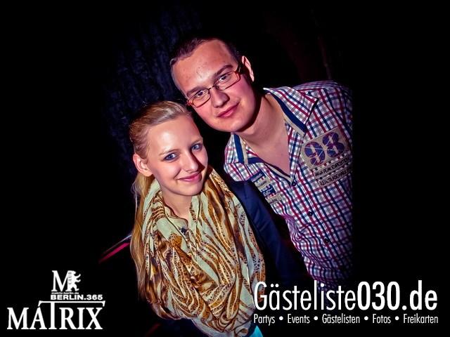 https://www.gaesteliste030.de/Partyfoto #117 Matrix Berlin vom 18.01.2013