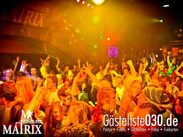 https://www.gaesteliste030.de/Partyfoto #78 Matrix Berlin vom 18.01.2013