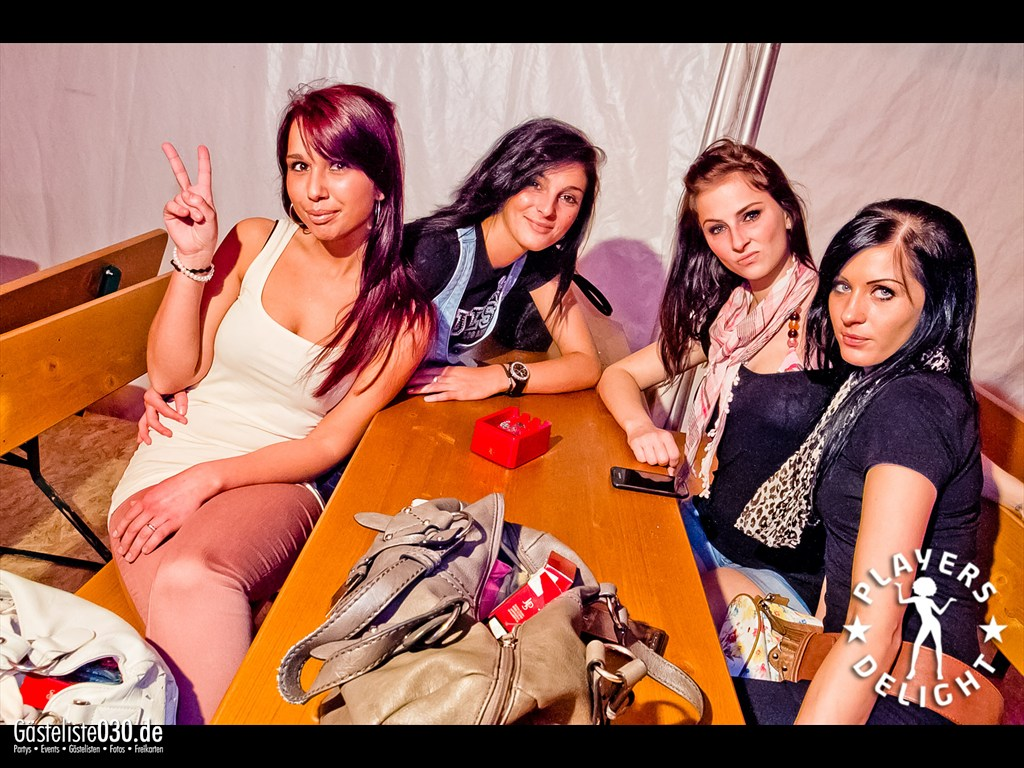 Partyfoto #50 Traumstrand Berlin 30.06.2012 Players Delight *Open Air*