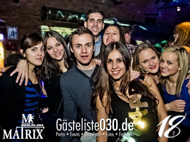 https://www.gaesteliste030.de/Partyfoto #194 Matrix Berlin vom 10.11.2012