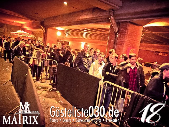 https://www.gaesteliste030.de/Partyfoto #145 Matrix Berlin vom 10.11.2012
