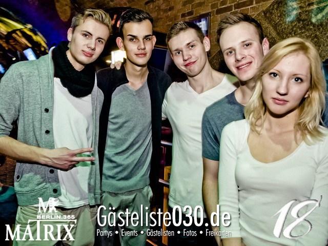 https://www.gaesteliste030.de/Partyfoto #138 Matrix Berlin vom 10.11.2012