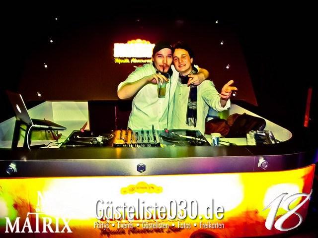 https://www.gaesteliste030.de/Partyfoto #61 Matrix Berlin vom 10.11.2012